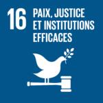Paix, justice et institutions efficaces